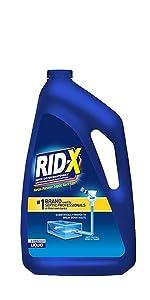 rid x rid-x ridx septic system treatment septic tank enzymes liquid septic system treatment