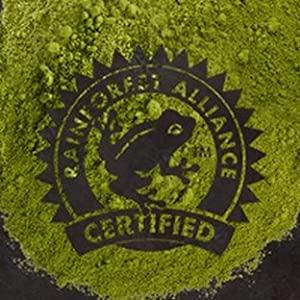 Reinforest Alliance Certified