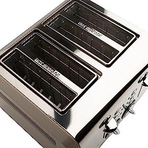 wide slot toaster, bagel toaster, 4 slot toaster, 2 slot toaster