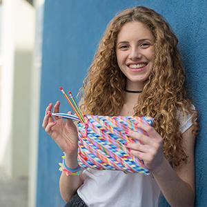pencil case, pencil pouch, pencil box, pencil case for girls, pencil case for boys, teen girls
