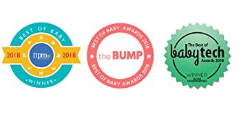 Awards, Winner, the Bump, TTPM, CES, Baby Tech, Baby Feeding, Baby Eats