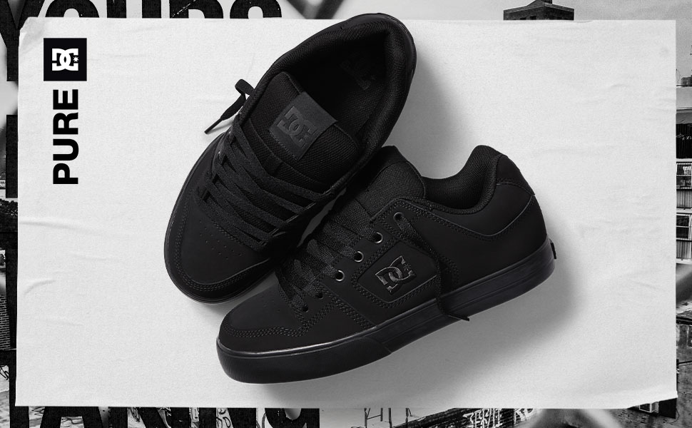 DC Shoes, Pure, skateboarding