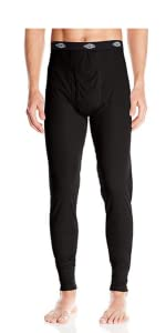 dickies performance bottom, thermal bottoms for men, mens thermals, baselayers, performance wear