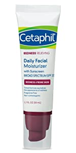 Cetaphil Redness Relieving Daily Facial Moisturizer SPF 20