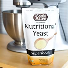 Organic Superfoods - Cacao, Maca, Trail Mix, Non-Fortified & Non-GMO Nutritional Yeast and much more