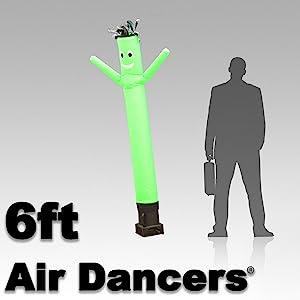 6ft Air Dancers Inflatable Tube Men LookOurWay