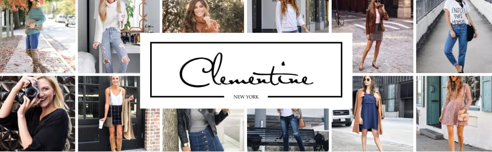 Clementine Apparel, V-Neck T-shirt for Women