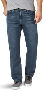 Wrangler Authentics Comfort Flex Relaxed Fit Jean