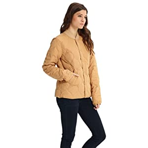women down jacket warm comfort insulated winter sprin water repellant