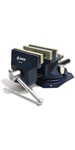 GROZ 3-1/2 inch Reversible Vise