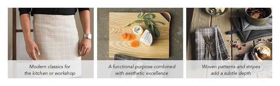 foundation,texture,utilitarian,basket,dishtowel,ceramics,tabletop,mugs,trinkets,aprons