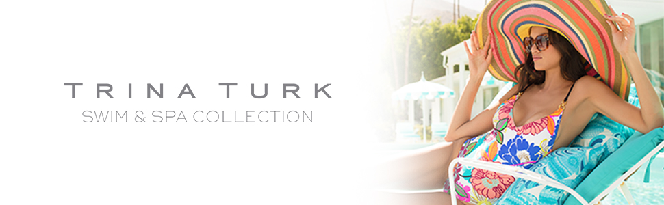 bathing suits for women chic swimsuits trina turk designer expensive luxury cheap hot sexy cute