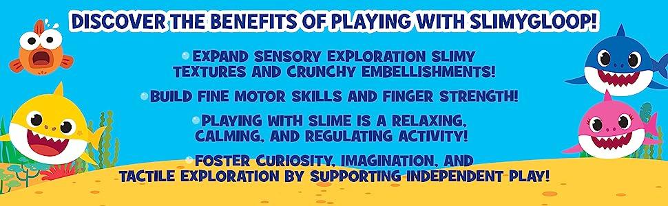 baby shark, horizon group usa, activity kits, bath play, explore, learn, grow, kids, art, activity