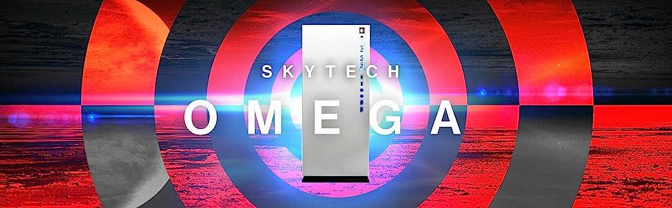 Skytech Omega Gaming PC
