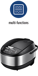 Multi Functions Rice Cooker