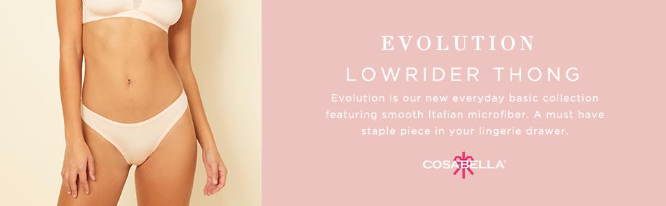 Evolution Lowrider Thong