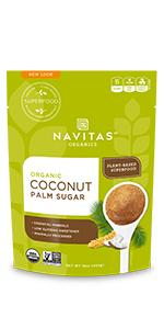 coconut palm sugar, coconut, superfood, healthy sweetener
