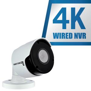 4K Wired NVR