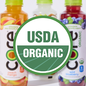 core usda organic healthy