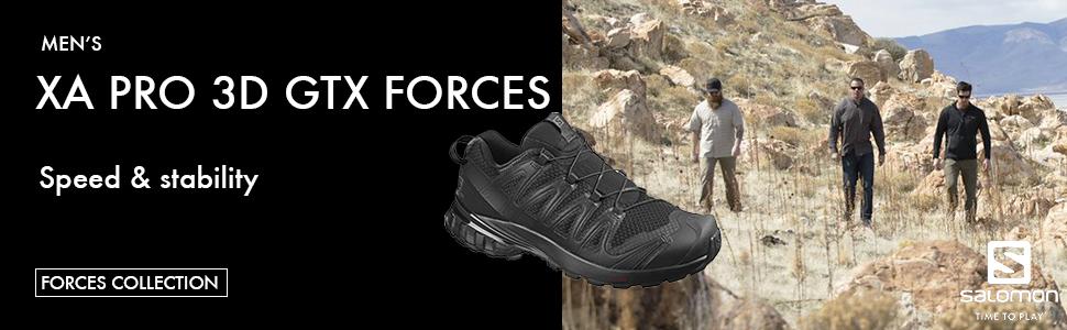 XA PRO 3D GTX FORCES Header Banner