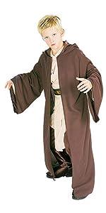 Child Jedi Costume Robe