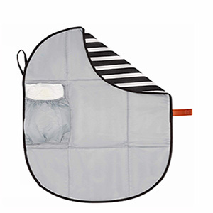 JJ COLE Diaper Changing Clutch