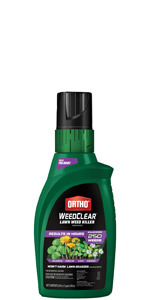 Ortho WeedClear Lawn Weed Killer Concentrate - South