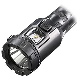 Streamlight Dualie Dual Function Intrinsically Safe AA Alkaline Battery Flashlight spot flood beam