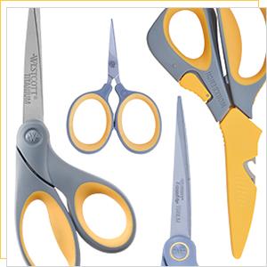 scissor, titanium bonded scissor, all purpose scissor, westcott scissor