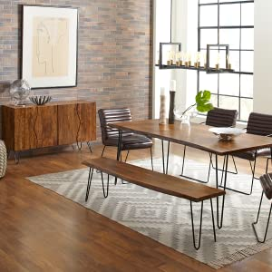 Nature's Edge Live Edge Dining Set