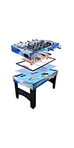 Matrix multi-game table by Hathaway