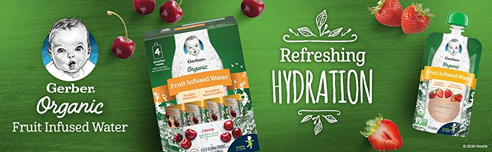 Refreshing Hydration for little ones
