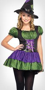 witch, juniors, costume
