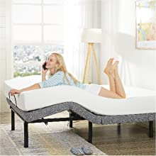 adjustable bed mellow