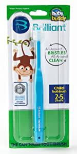 child toothbrush package