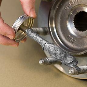 High Temperature Nickel Anti-Seize