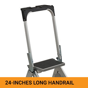 24 inches handrail