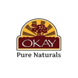 Okay Pure Naturals Logo