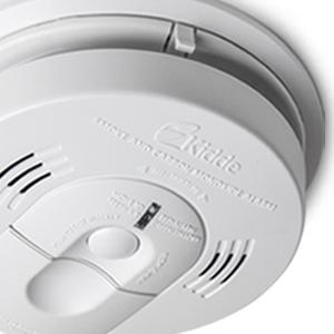 Combo Smoke Detector and Carbon Monoxide