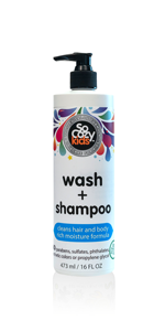 SoCozy Wash Shampoo CLEANSES + HYDRATES: Scrubs away dirt and grime, gives silky shine and body.