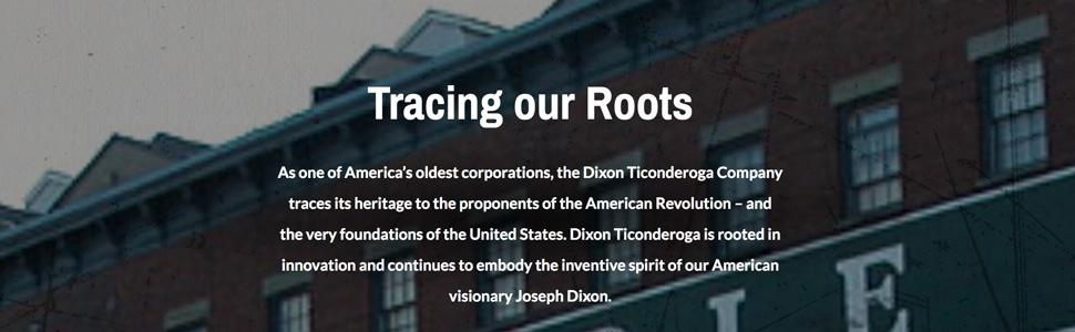 Dixon Ticonderoga pencils