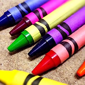 Crayon theme