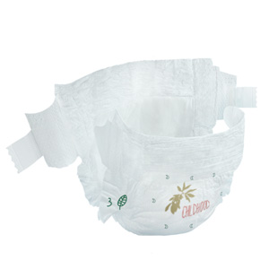 ecological diaper components out of pack image eco by naty