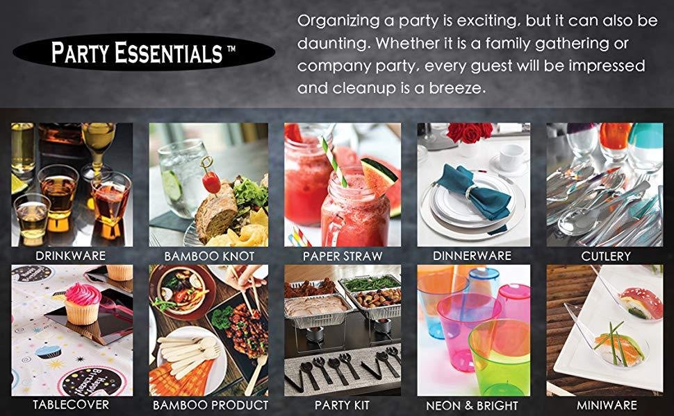 Party Essentials Brights bright blacklight reactive