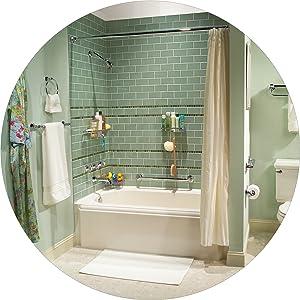 ginger shower