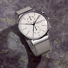Stainless stell mesh watches