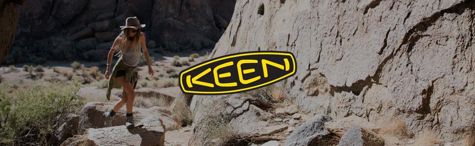 keen womens header hiker hiking hike