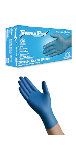 VersaPro N101 Nitrile Exam Gloves
