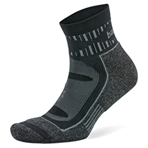 Balega Blister Resist Quarter Socks For Men and Women (1 Pair)