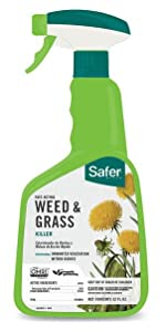 Fast Acting Weed and Grass Killer